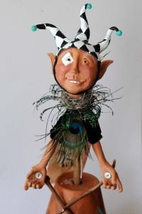Bloomingstacker Puppet