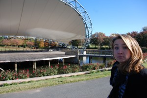 Me and the Ampitheater