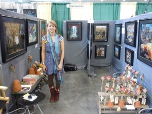 Wilmington Booth Set Up