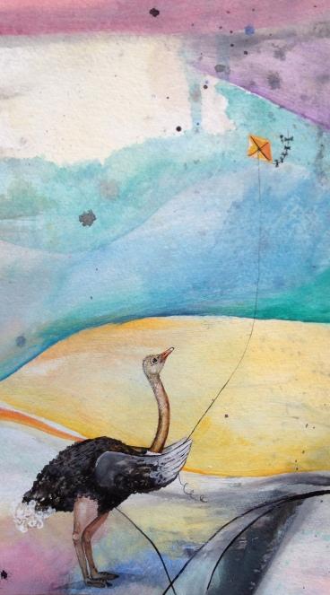 Flight of the Flightless- Represented by Cheryl Watts Pottery & Gallery (831) 655-0303