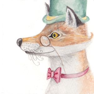 The Debonair Fox, 3 1/2