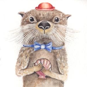 The Dashing Otter, 3 1/2