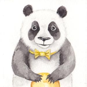 The Happy Panda, 3 1/2