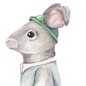 The Charming Rabbit, 3 1/2