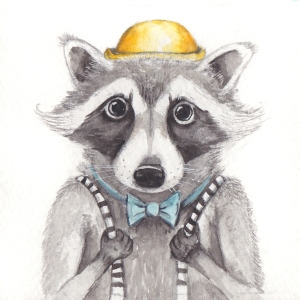 The Rakish Raccoon, 3 1/2