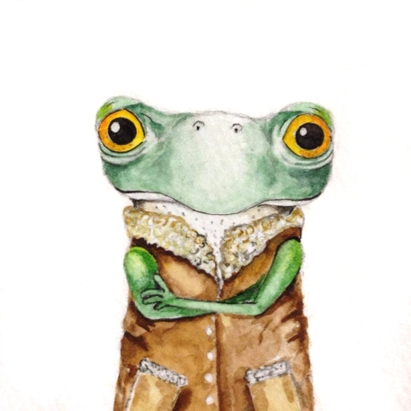 Frog Passport