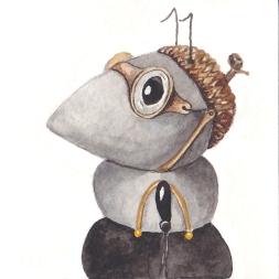 Ant #4-