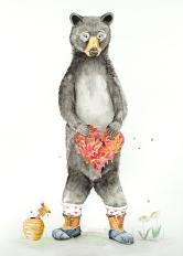 Bear Valentine