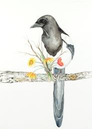 Magpie Valentine
