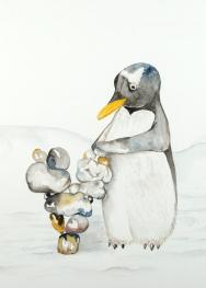 Penguin Valentine