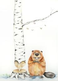 Beaver Valentine