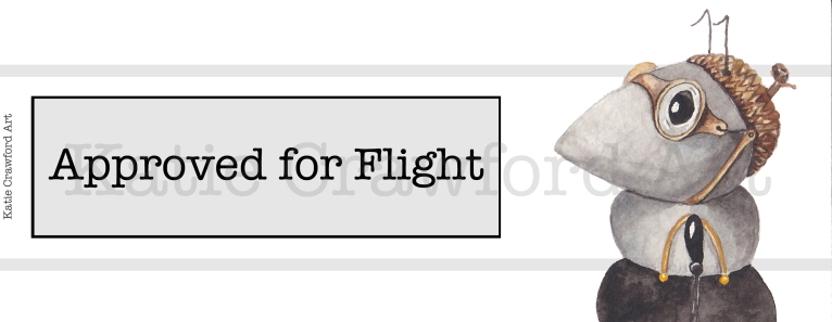 Approved For Flight Ant