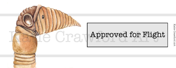 Approved For Flight Worm