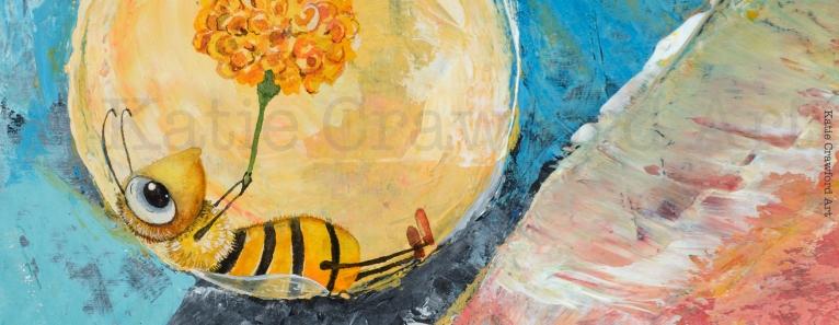 Bee in a Bubble