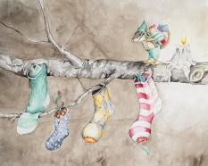 Careworn Stockings