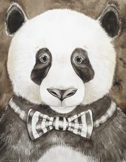 Masquerade Panda