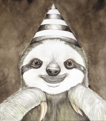 Masquerade Sloth