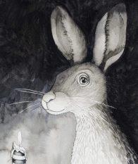 Hare in Monochrome